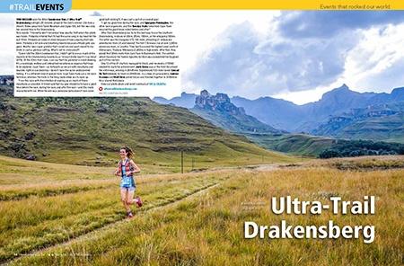 Ultra-Trail Drakensberg UTD 2018 TRAIL 28