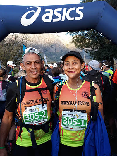 AfricanX 2018 Sediqa and Sha Khatieb father and daughter TRAIL 28