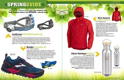 Spring Guide Gear Guide TRAIL 29