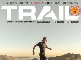 TRAIL 29 Nic De Beer cover by Xavier Briel