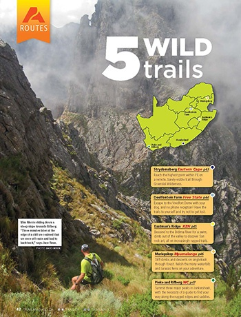 Wild Runs TRAIL 29 venues Rifberg by Jaco Roux