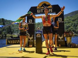 Christiaan Greyling Otter African Trail Run win 2017