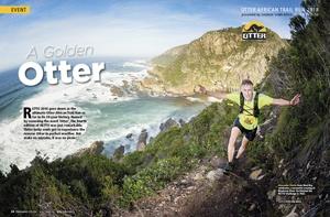 Otter African Trail Run Golden Trail Series TRAIL 30