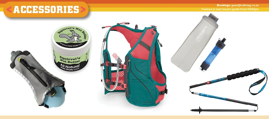Summer Gear Guide accessories TRAIL 30