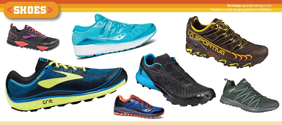Summer Gear Guide shoes TRAIL 30