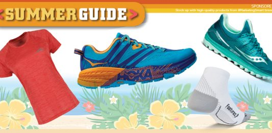 Summer Guide Gear Guide TRAIL 30