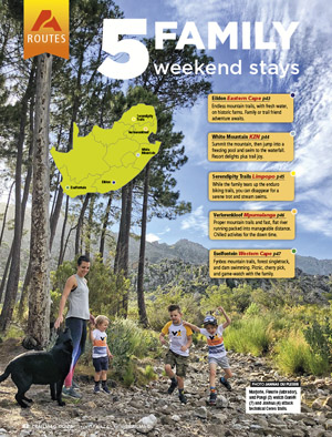 venue features family weekend TRAIL 30