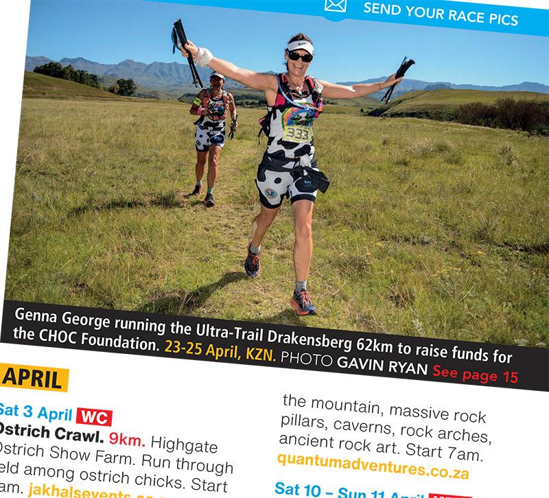 Trail running calendar 2021, Ultra-Trail Drakensberg