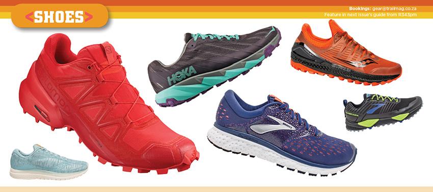 Autumn Gear Guide TRAIL 31 shoes
