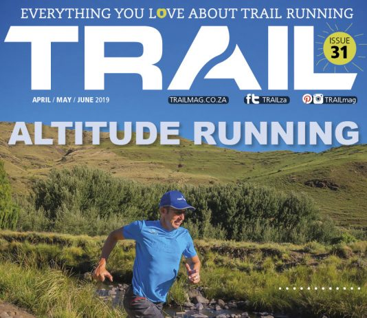 7aaf6ac5173 South African TRAIL RUNNING EVENTS, PRODUCTS, NEWS: TRAIL magazine