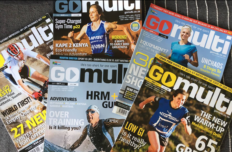 gomulti go multi magazine south africa covers collage