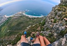 GoPro cape town table mountain vista legs website trail film awards 2019