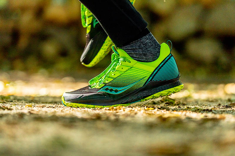 Saucony Mad River lifestyle competition TRAIL 32