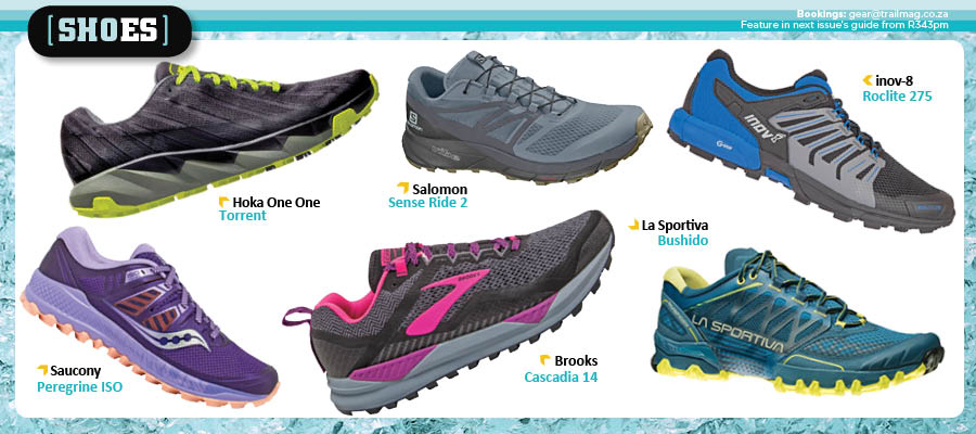 Winter Gear Guide TRAIL 32 shoes