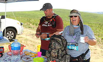 Addo 2019 Richard Pearce 44km runners aid station TRAIL 31