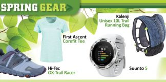 Spring Gear Guide TRAIL 33