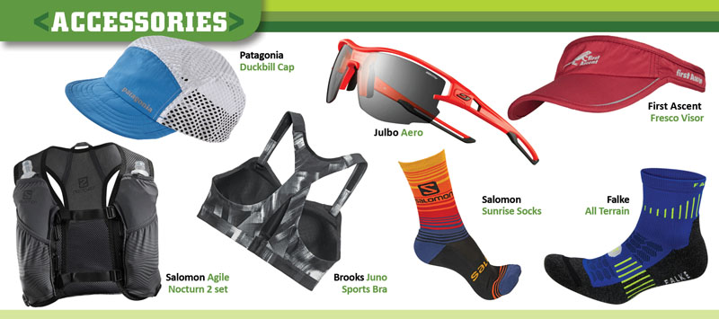 Spring Gear Guide accessories TRAIL 33