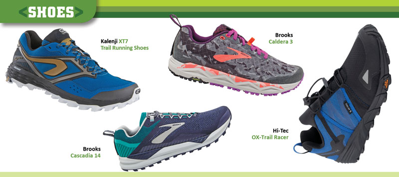 Spring Gear Guide shoes TRAIL 33