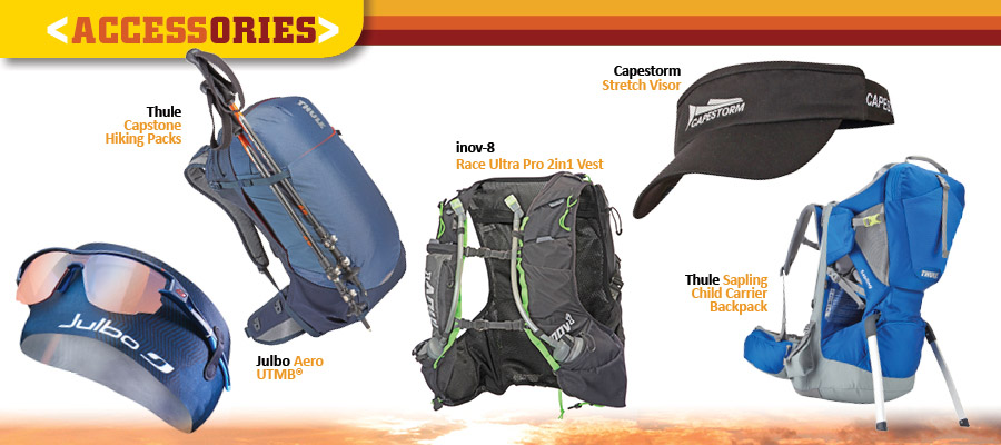 Summer Gear Guide accessories TRAIL 34