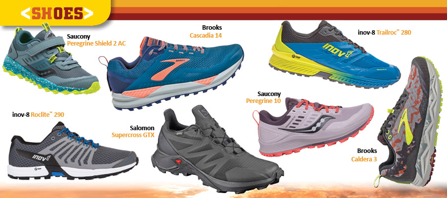 Summer Gear Guide shoes TRAIL 34