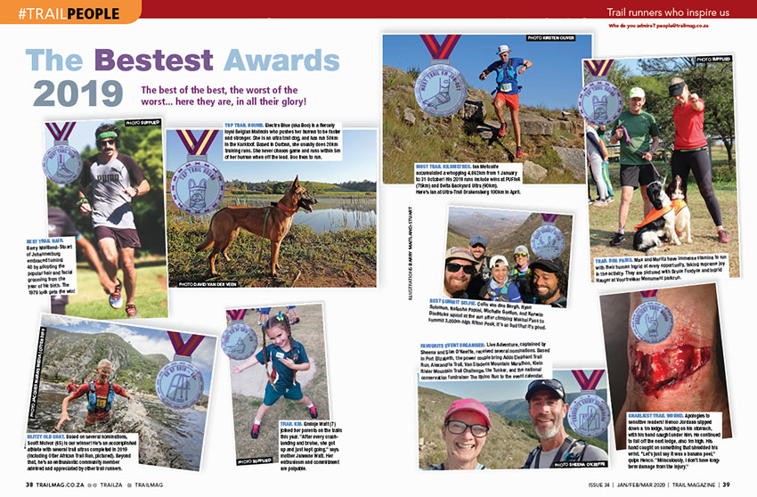 TrailPeople bestest awards 2019 TRAIL 34