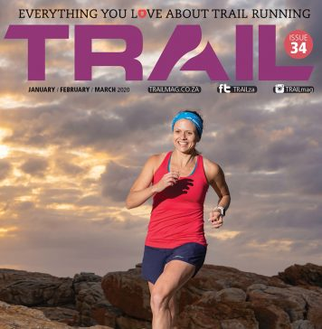 TRAIL 34 cover Annalise Scholtz