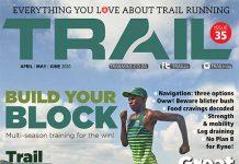 Cover Eric Ngubane by Gareth Hubbard TRAIL 35