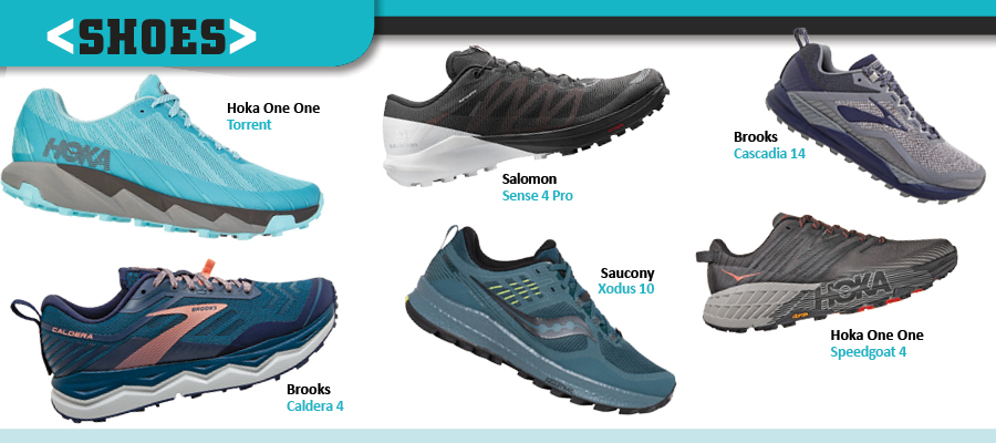 Shoes Autumn Gear Guide TRAIL 35