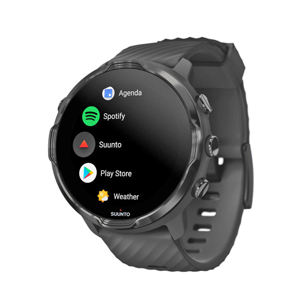 Win Suunto 7 smartwatch sports watch GPS TRAIL magazine giveaway 2020 Play Store face Weather