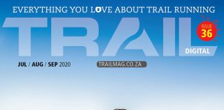 Rene Vollgraaff by Lourens Reyneke TRAIL 36 cover