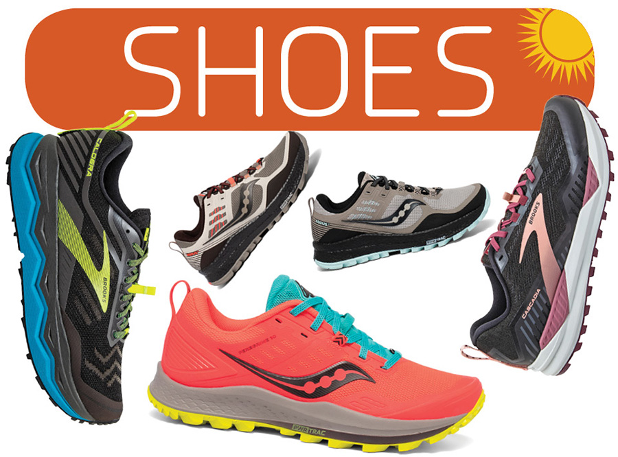 Spring Gear Guide Shoes issue 37 TRAIL magazine