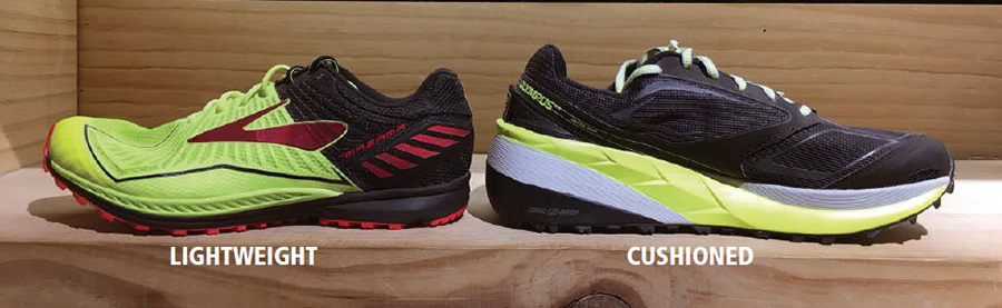 Light cushioned choose shoes