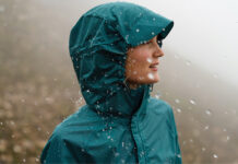 First Ascent Women's AR-X Run Jacket in TRAIL magazine issue 39