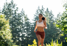 Brooks Drive Convertible Run Bra runner outdoors lifestyle TRAIL magazine product feature