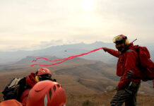 Paul Roth of the MCSA Drakensberg