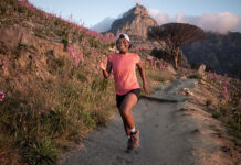 Rachel Manyathi trail runner running by Fahwaaz Cornelius wide cover TRAIL 38