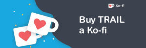 ko-fi Buy TRAIL magazine a coffee